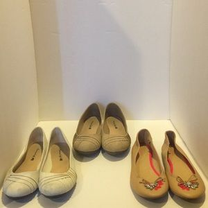 Old navy/ American eagle flats